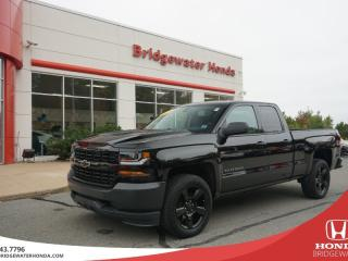 Used 2016 Chevrolet Silverado 1500 Work Truck for sale in Bridgewater, NS