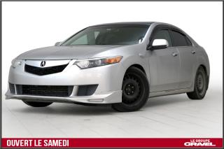 Used 2010 Acura TSX Toit Vi for sale in Montréal, QC