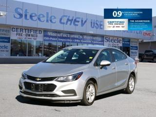 Used 2017 Chevrolet Cruze LT - Bluetoo for sale in Dartmouth, NS