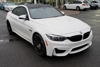 Used 2018 BMW M Competition Pkg for sale in Dorval, QC