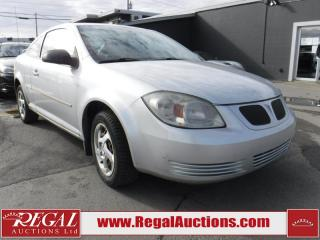 Used 2007 Pontiac G5 Base 2D Coupe for sale in Calgary, AB
