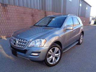 Used 2011 Mercedes-Benz ML-Class ***SOLD*** for sale in Toronto, ON