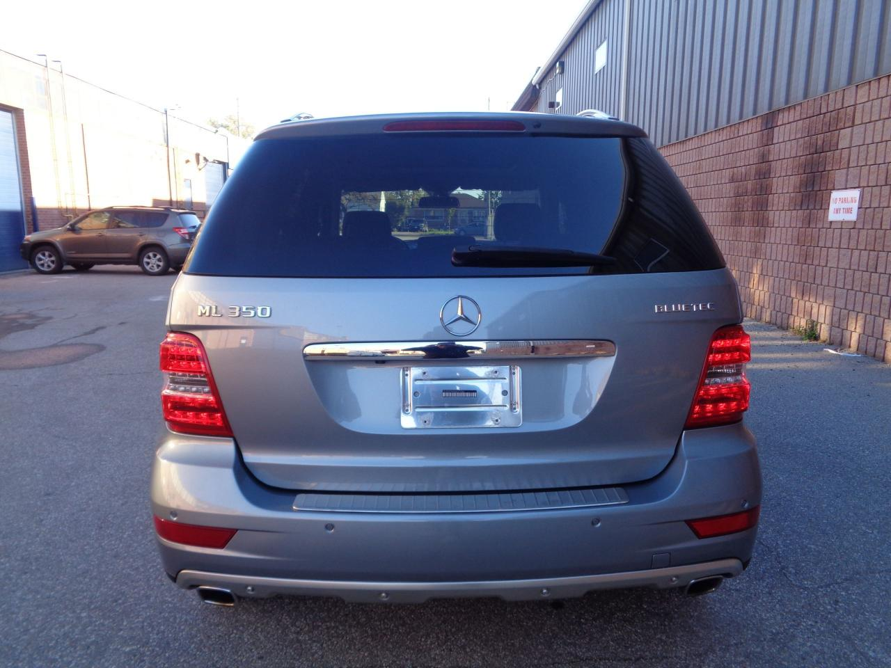 2011 Mercedes-Benz ML-Class