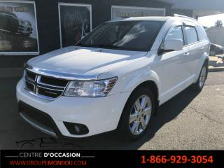 Used 2011 Dodge Journey Traction integrale 4 portes R/T for sale in St-Georges-de-Champlain, QC