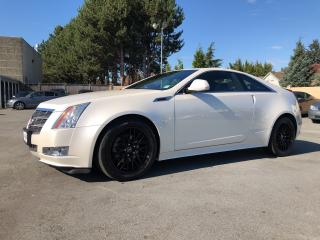 Used 2011 Cadillac CTS Base for sale in Surrey, BC