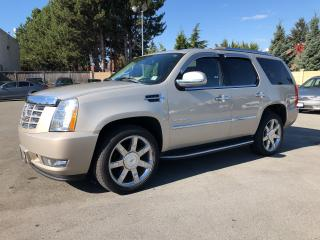 Used 2011 Cadillac Escalade - for sale in Surrey, BC