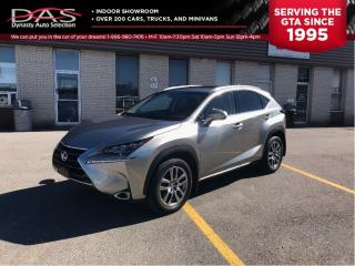 Used 2015 Lexus NX 200t LUXURY Navigation/Rear Camera/Only 38K!!!!!! for sale in North York, ON