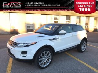 Used 2015 Land Rover Evoque PURE PLUS Navigation/Panoramic Roof/Rear Camera for sale in North York, ON