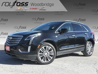 Used 2017 Cadillac XTS Premium Luxury VENTED SEATS, NAV, SUNROOF for sale in Woodbridge, ON