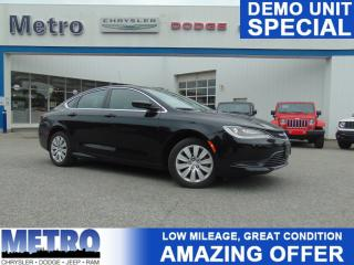 Used 2016 Chrysler 200 LX - Only 4024KMs - Mint for sale in Ottawa, ON