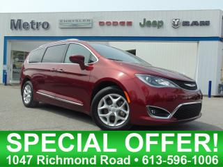 Used 2017 Chrysler Pacifica Touring-L Plus for sale in Ottawa, ON