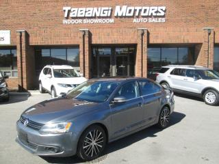 Used 2014 Volkswagen Jetta TDI   NO ACCIDENTS   NAVI   LEATHER   SUNROOF   BLUETOOTH for sale in Mississauga, ON