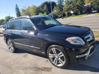 Used 2014 Mercedes-Benz GLK-Class 4MATIC 4dr GLK250 BlueTec for sale in Toronto, ON