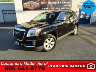 Used 2016 GMC Terrain SLE-2  CAMERA HS POWER SEAT BT PREM-AUDIO REMOTE for sale in St. Catharines, ON