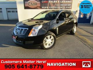 Used 2014 Cadillac SRX Luxury  AWD NAV CUE ROOF LD BS CW BOSE P/GATE MEM REMOTE for sale in St. Catharines, ON
