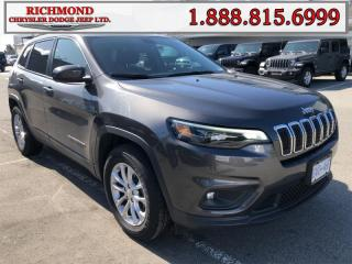 Used 2019 Jeep Cherokee NORTH 4X4 for sale in Richmond, BC