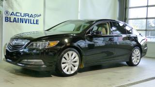 Used 2016 Acura RLX Sport Hybrid ** ÉLITE ** for sale in Blainville, QC