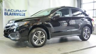Used 2016 Acura RDX ÉLITE ** AWD ** for sale in Blainville, QC