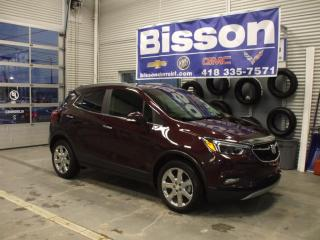 Used 2017 Buick Encore AWD CONVENIENCE AWD Convenienc for sale in Thetford Mines, QC