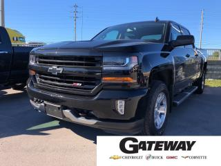 Used 2017 Chevrolet Silverado 1500 1500 LT|,4X4,Crew|5.3L|Trailering Package| for sale in Brampton, ON