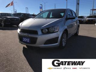 Used 2012 Chevrolet Sonic - for sale in Brampton, ON