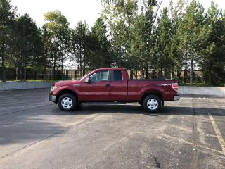 Used 2013 Ford F-150 XLT EXT CAB 4X4 for sale in Cayuga, ON