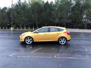 Used 2012 Ford Focus Titanium FWD for sale in Cayuga, ON