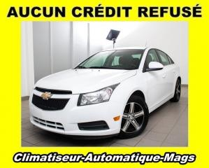 Used 2011 Chevrolet Cruze Mags A/c for sale in St-Jérôme, QC