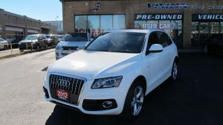 Used 2012 Audi Q5 2.0T Premium Plus/NAV/SLINE/B UP CAM for sale in North York, ON