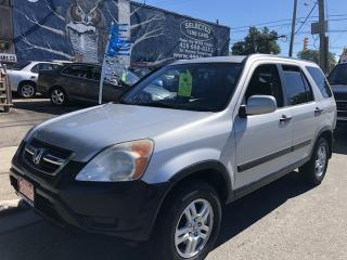 Used 2002 Honda CR-V EX for sale in Toronto, ON