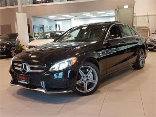 Used 2015 Mercedes-Benz C-Class C300 4MATIC-AMG-SPORT-NAV-PANO ROOF-ONLY 76KM for sale in Toronto, ON