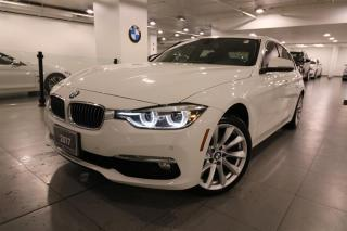 Used 2017 BMW 328 d xDrive Sedan for sale in Newmarket, ON