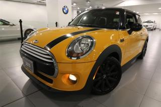 Used 2015 MINI Cooper 3 Door for sale in Newmarket, ON