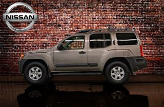 Used 2007 Nissan Xterra 4X4 Off-Road for sale in Red Deer, AB