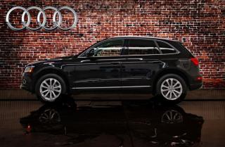 Used 2016 Audi Q5 2.0T Progressiv for sale in Red Deer, AB