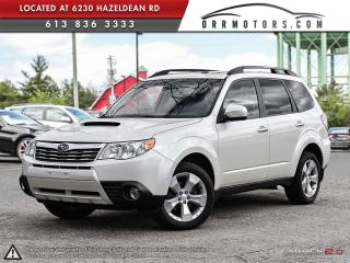 Used 2010 Subaru Forester 2.5XT Limited for sale in Ottawa, ON