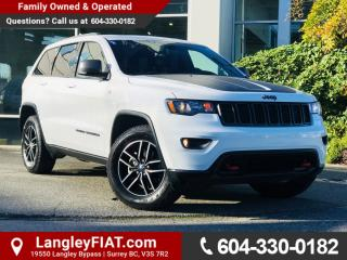 Used 2018 Jeep Grand Cherokee Trailhawk NO ACCIDENTS! for sale in Surrey, BC