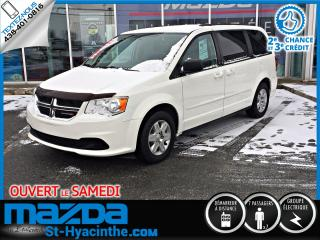 Used 2012 Dodge Grand Caravan SE STOW GO for sale in St-Hyacinthe, QC