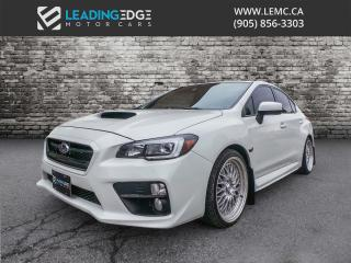 Used 2015 Subaru WRX Sport-tech Package RTX Rims for sale in Woodbridge, ON
