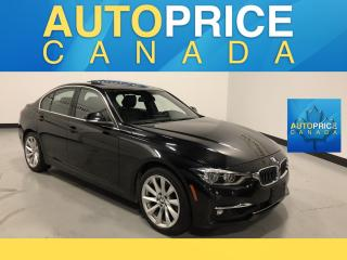 Used 2016 BMW 328i xDrive MOONROOF|NAVIGATION|LEATHER for sale in Mississauga, ON