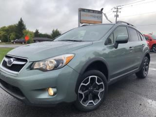Used 2014 Subaru XV Crosstrek Touring AWD with Heated Seats, BackupCam, Bluetooth, Alloys, Fog Lights and Pwr Equipment! for sale in Kemptville, ON
