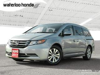 Used 2017 Honda Odyssey EX-L Bluetooth, Back Up Camera, Navigation, and More! for sale in Waterloo, ON