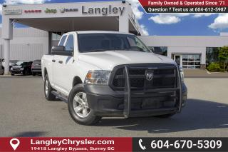 Used 2015 RAM 1500 ST for sale in Surrey, BC