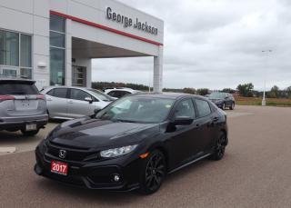 Used 2017 Honda Civic Sport for sale in Renfrew, ON