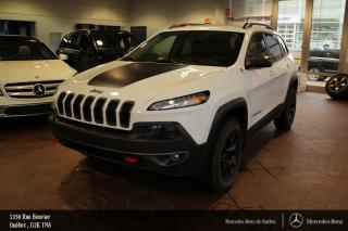 Used 2017 Jeep Cherokee for sale in Québec, QC