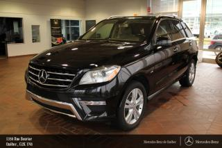 Used 2012 Mercedes-Benz ML-Class Ml350bt Awd, Toit for sale in Québec, QC