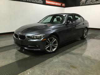 Used 2015 BMW 3 Series 320i X-drive- CUIR-TOIT-NAVIGATION PACKA for sale in Carignan, QC