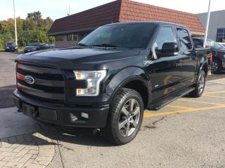 Used 2016 Ford F-150 Lariat for sale in Cobourg, ON