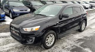 Used 2015 Mitsubishi RVR Se Awd Mags+sieges for sale in St-Hubert, QC