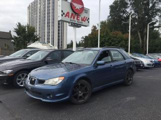 Used 2007 Subaru Impreza 2.5i for sale in Cambridge, ON